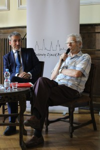 prof.dr hab.Jan Drabina i Piotr Koj